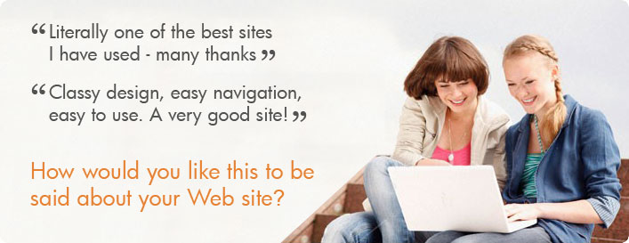 Web sites that users love