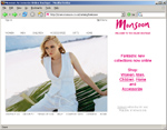 Monsoon e-commerce by Smart Media