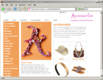 Accessorize e-commerce by Smart Media