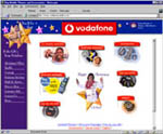 Vodafone e-commerce